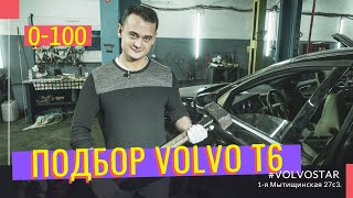 Volvo XC60 T6 авто подбор Подержанные автомобили
