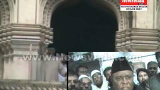 Ahmed Pasha Quadri MIM MLA visited Charminar for inspection