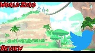 Roblox| World Zero|| New Roblox MMO?