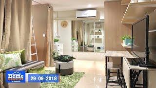 Home Makeover By Showroom - #สองพื้นที่ ในห้องเดียว -29.09.61