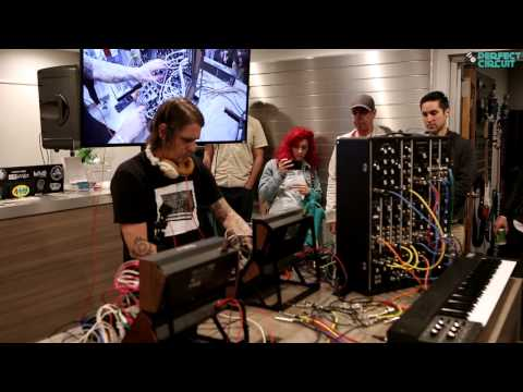Moog Mother-32 In-Store Event & Performances