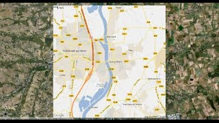 quantum gis tutorial 16 google earth open street map yahoo street map