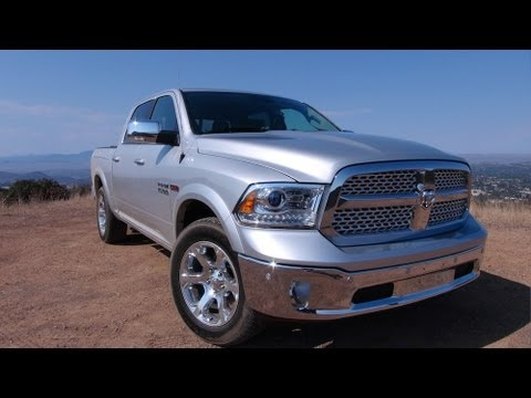 2014 ram 1500 ecodiesel off road drive review youtube. Black Bedroom Furniture Sets. Home Design Ideas