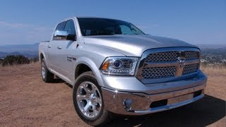 2014 ram 1500 ecodiesel off road drive review
