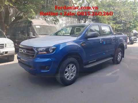 Đại Lý Xe Ford Ranger XLS 1 Cầu 2019 Tại Sài Gòn - O815.26O.26O