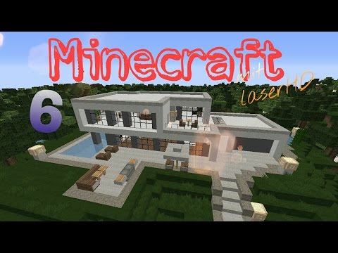 Full download let s play minecraft 002 brunnen bauen for Modernes haus command