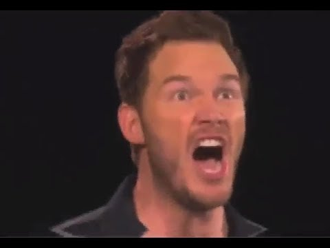 chris pratt being chris pratt for exactly 11 minutes and 23 seconds