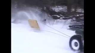 Bryans extreme sledriding