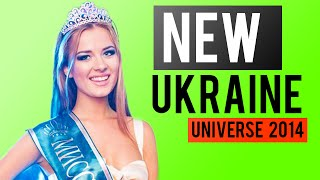 Diana Harkusha - NEW Miss Ukraine Universe 2014/2015