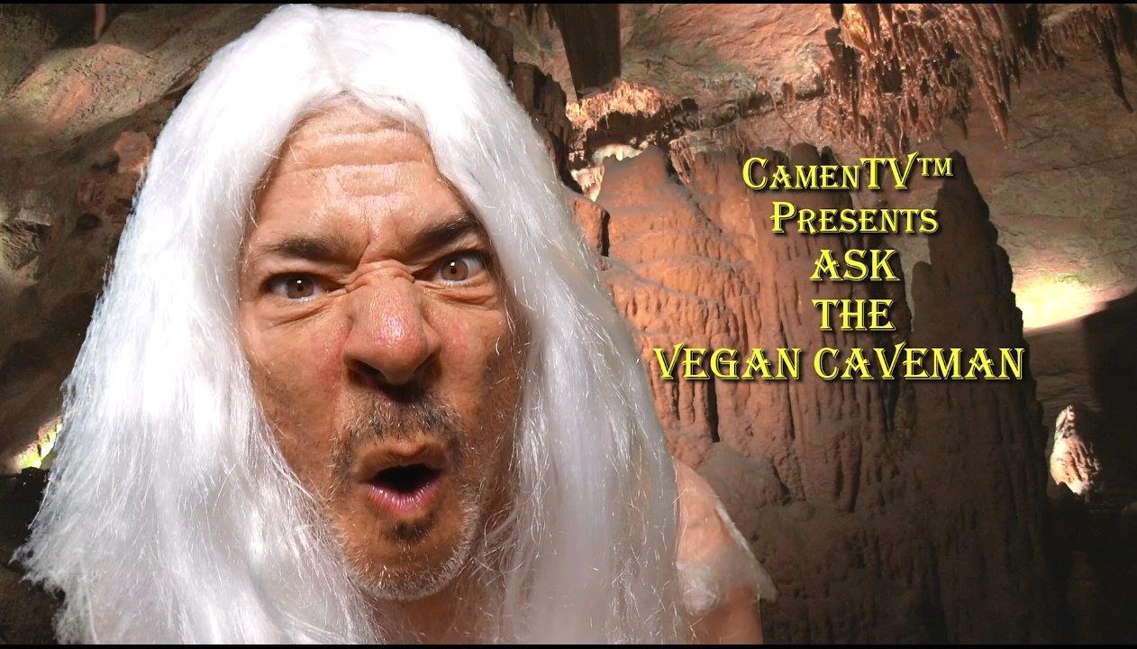 Caveman Questions : Ask the vegan caveman answers to questions about veganism. youtube