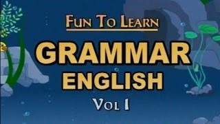 Learn English Grammer Vol 1 Kids Educational Videos