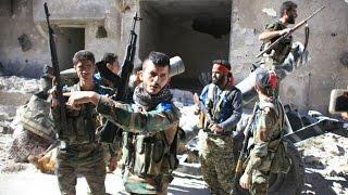 قوات النظام السوري تتقدم سريعا في حلب وتسيطر على كامل الحي القديم