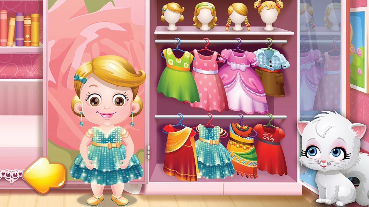 Baby Hazel Games Free Online | BabyHazelWorld.com
