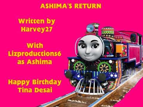 Ashimas Return Happy Birthday Tina Desai