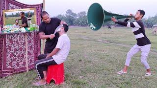 New Funny Comedy Video 2021Fully Entertainment video  Bindas fun bd