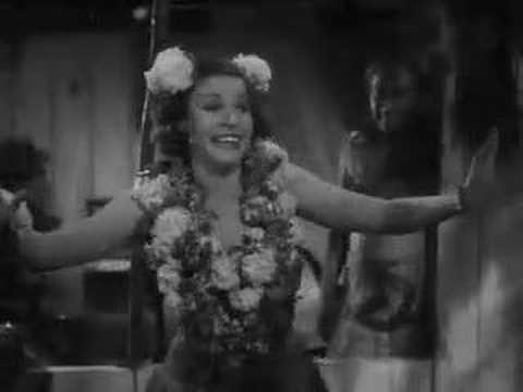 Martha Raye in Waikiki Wedding