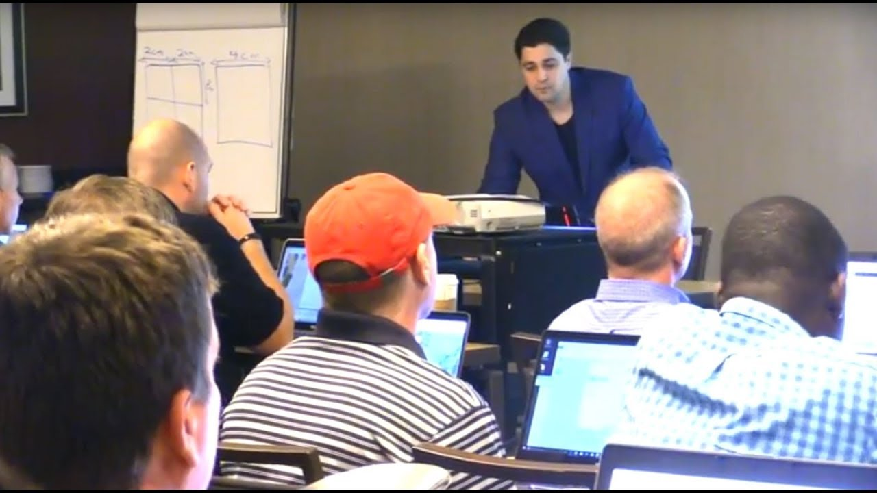 Pix4D Workshops in the US