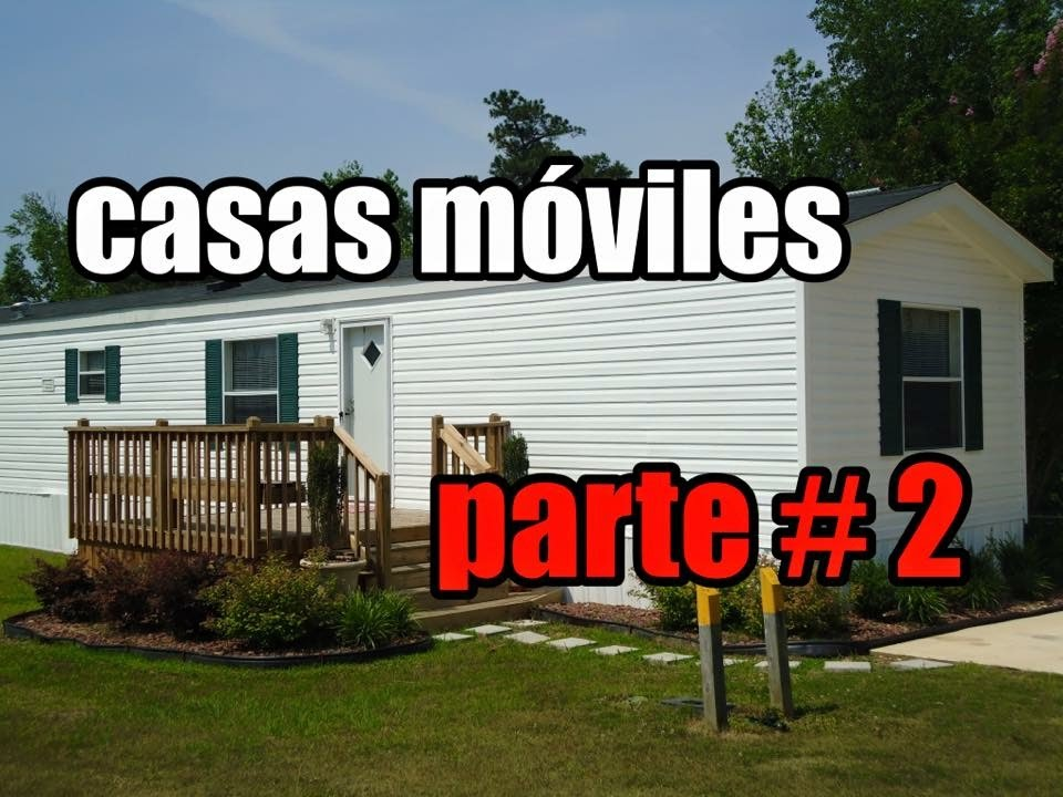 Asi es la vida en estados unidos casas moviles trailas parte 2 youtube - Casas de moviles ...