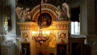 Санкт-Петербург и пригороды.Павловск. Церковь Павла I.