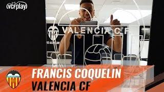 📱 FRANCIS COQUELIN | AMUNT VALENCIA!