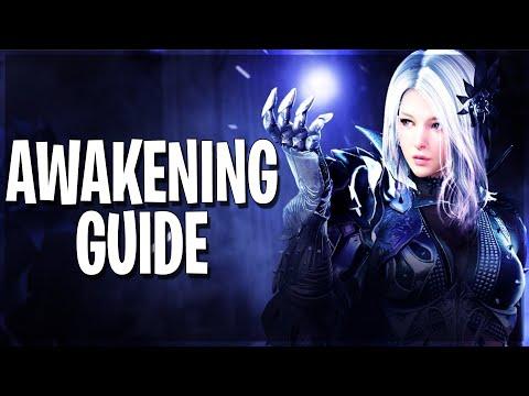 [BLACK DESERT GUIDE] How to Awaken/Quest Guide