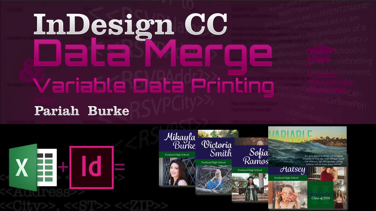 Removing Blank Lines Made by Empty Fields in InDesign's Data Merge