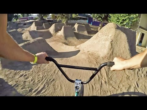 GoPro BMX - Woodward West