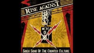 "Rise Against- ""Paper Wings"""