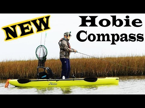The CHEAPEST Hobie Kayak (NEW 2018 Hobie Compass Review)