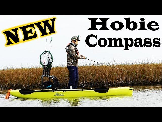 The CHEAPEST Hobie Kayak (NEW 2018 Hobie Compass Review)