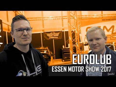 Area52TV - Essen Motor Show 2017   Glückräder von RONAL   Eurolub