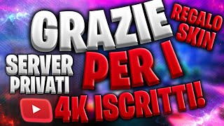 🔴LIVE FORTNITE SPECIAL 4K🔴PRIVATIONSERVER FOR ALL BASTA ISCRIVERSI ISCRIVERSI TO CANAL 80 REGALO PASS