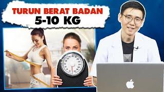 7 Cara Turun Berat Badan 5-10 Kg Paling Sederhana yang Bisa Langsung Anda Lakukan