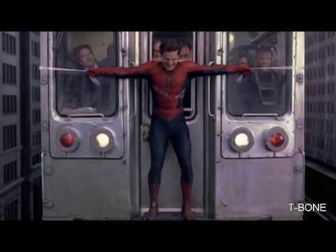 Here Comes The Spider-Man ('Spider-Man Theme'-Michael Bublé) HD