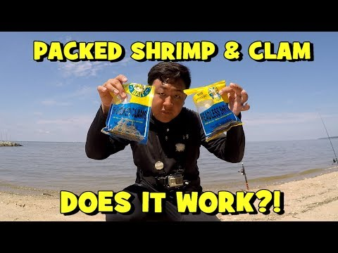 PACKED Shrimp & Clam! DOES IT WORK?! Slaying W/ MAMA EPF In The SALT! - Newport News EP1
