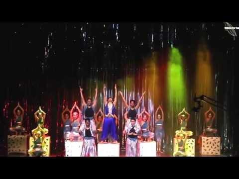 Morya Morya Deva Tujhya Dari Aalo  London 2015  deva tujhya dari aalo dance marathi  shiamak