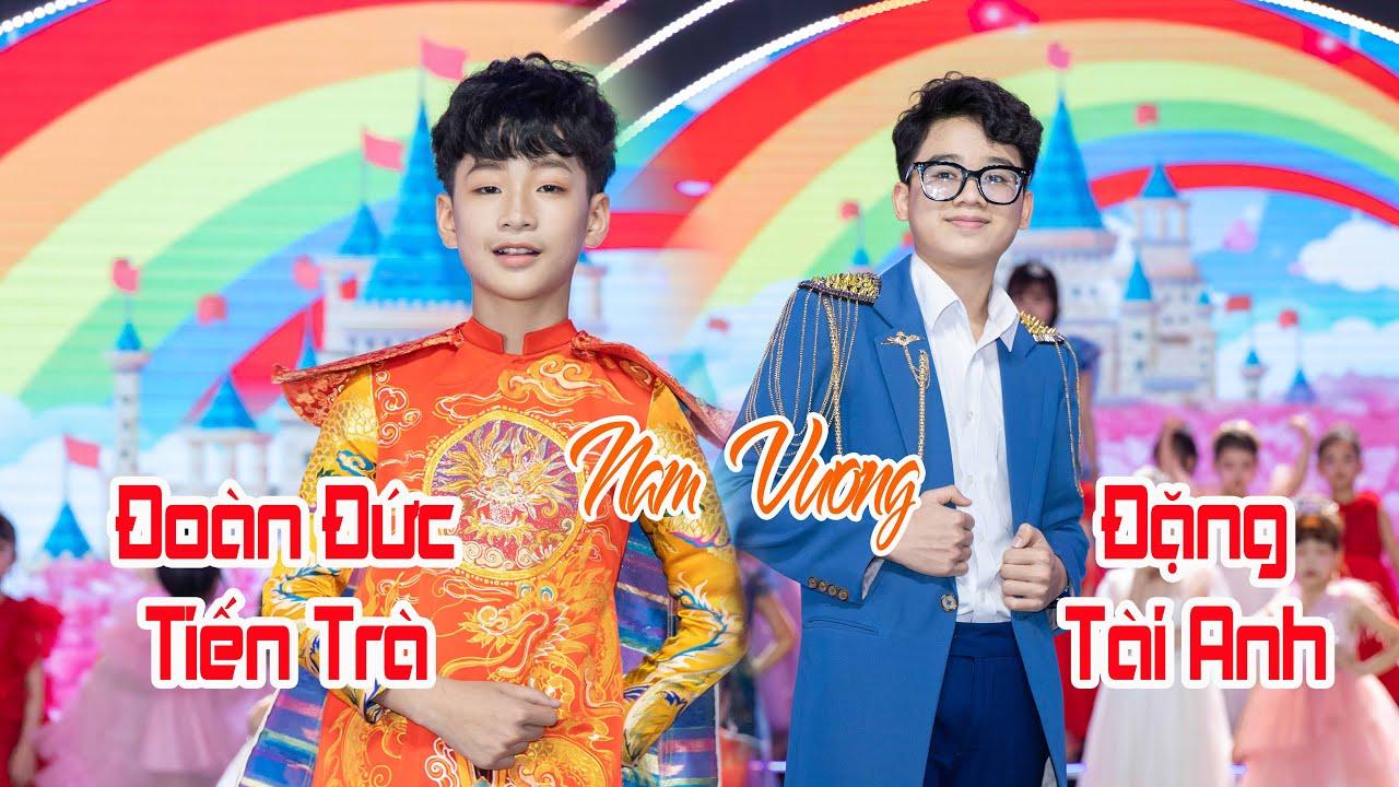 Gương mặt triển vọng của 2 Nam Vương Mister ĐẶNG TÀI ANH _ ĐOÀN ĐỨC TIẾN TRÀ   VTC