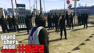 GTA 5 Online #822 Lasst uns die Grovestreet erobern [Deutsch] Let´s Play GTA V Online PS4