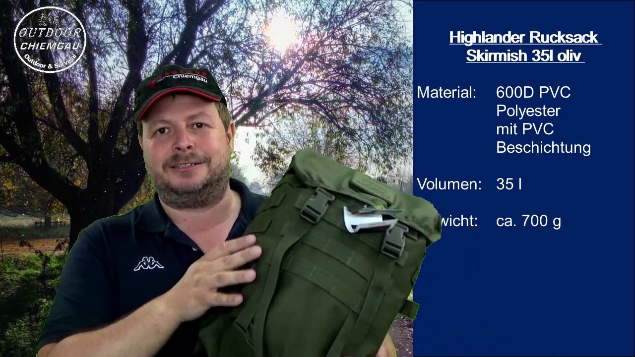 Highlander Skirmish Pack