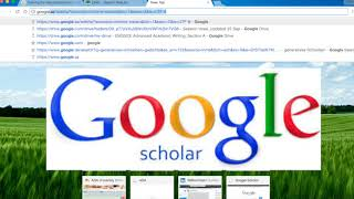 Five: Academic Databases and Search Engines