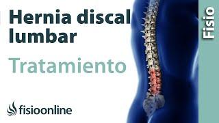 Hernia Discal Lumbar Tratamiento Con Ejercicios Automasajes Y Estiramientos Youtube