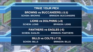 Week 7 NFL picks
