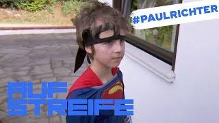 Kleiner Superheld auf Mission: Ist sein Freund in Gefahr? | #PaulRichterTag | Auf Streife | SAT.1 TV