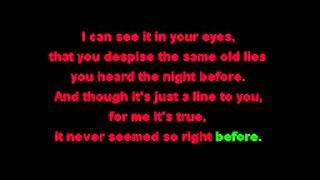 Robbie Williams  Nicole Kidman   Something Stupid   Lyrics