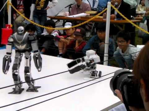 robot-pro-wrestling-dekinnoka16,-saaga-vs-hauser