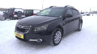 Фото с обложки 2012 Chevrolet Cruze 1.6 At. Start Up, Engine, And In Depth Tour.