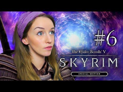 SKYRIM SPECIAL EDITION - RIDING A DRAGON!?! (Gameplay Walkthrough)