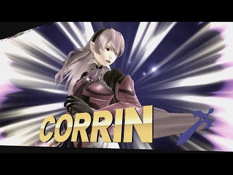 Corrin Female - All Win Screen Outros Smash 4 1080p 60fps