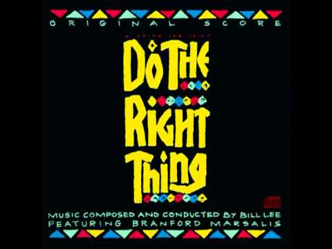film review of do the right thing Much has changed since do the right thing announced spike lee's  in just  three feature films, critic gene siskel wrote then, spike lee.