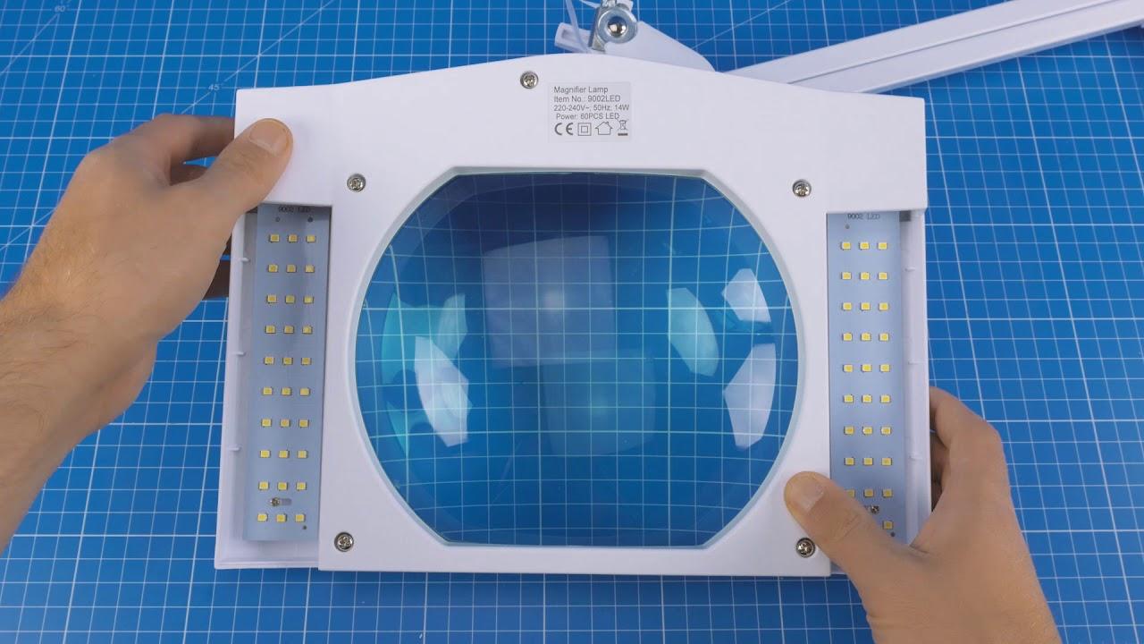 Moderne Lampen 5 : Anleitung echtglas linse 189 x 127 mm 5 dioptrin für semplix led